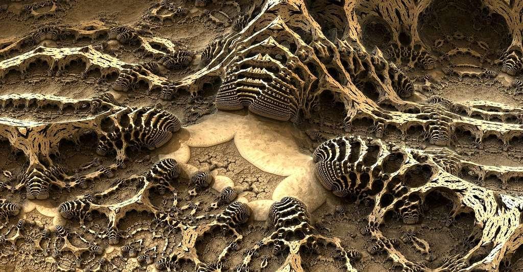 Fractales © PeteLinforth CC0, Domaine public