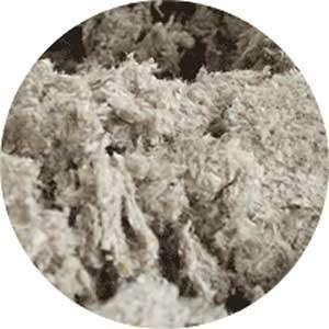 Ouate de cellulose en flocons. © ouate-de-cellulose.com