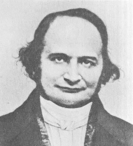 Carl Gustav Jacobi (1804 - 1851)