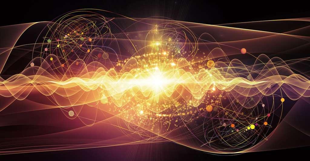 Les propriétés de la matière. © Agsandrew, Shutterstock