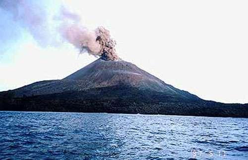 Le Krakatoa Reproduction et utilisations interdites