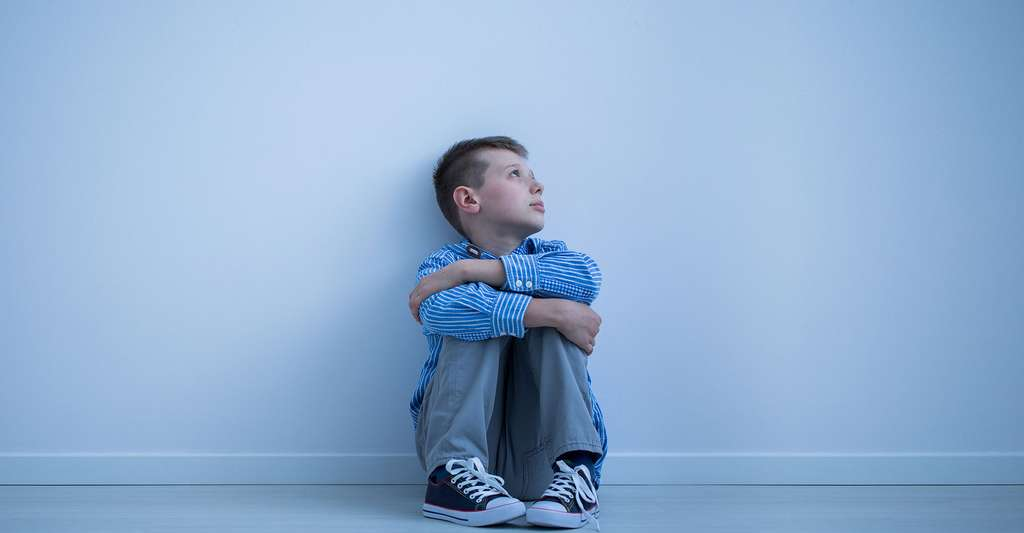 Les symptômes de l'autisme. © Photographee.eu, Fotolia