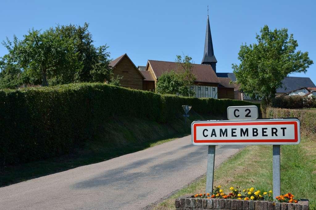 Le village Camembert. © normandiereflex, Fotolia