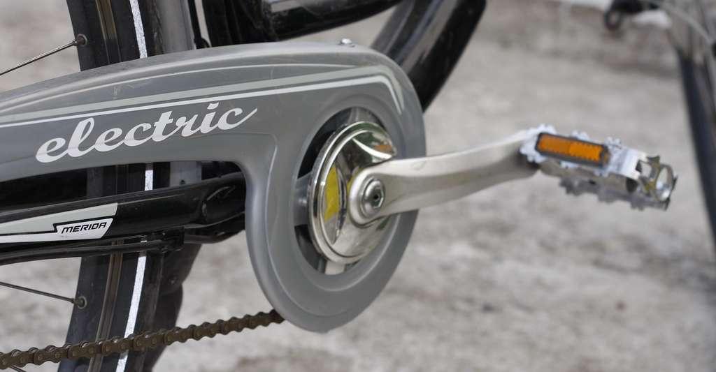 Pour les moins sportifs, le vélo électrique peut constituer une bonne alternative. © Ikaika, Pixabay License