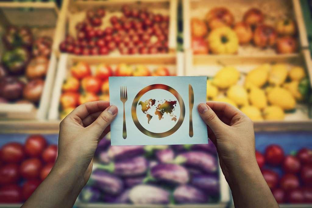 Nourrir la Planète, le défi commun du XXIe siècle. © 1STunningART, Adobe Stock
