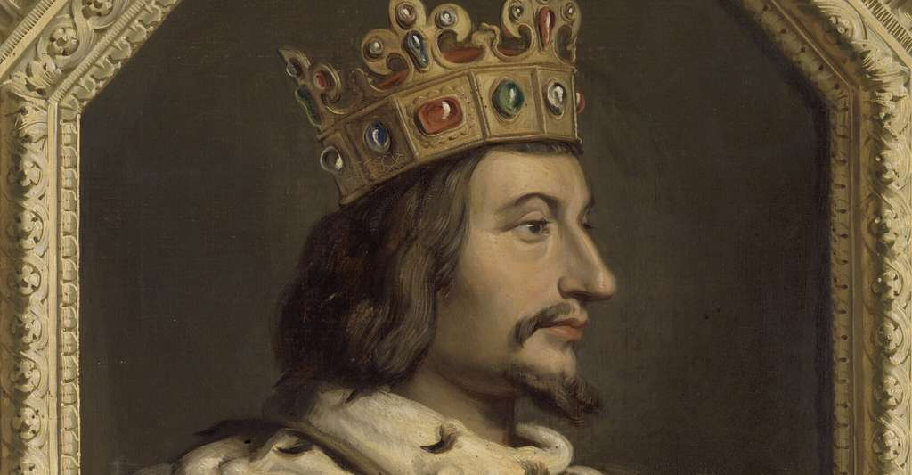 Charles V meurt en 1380. © Gillot Saint-Evre, Wikimedia Commons, DP