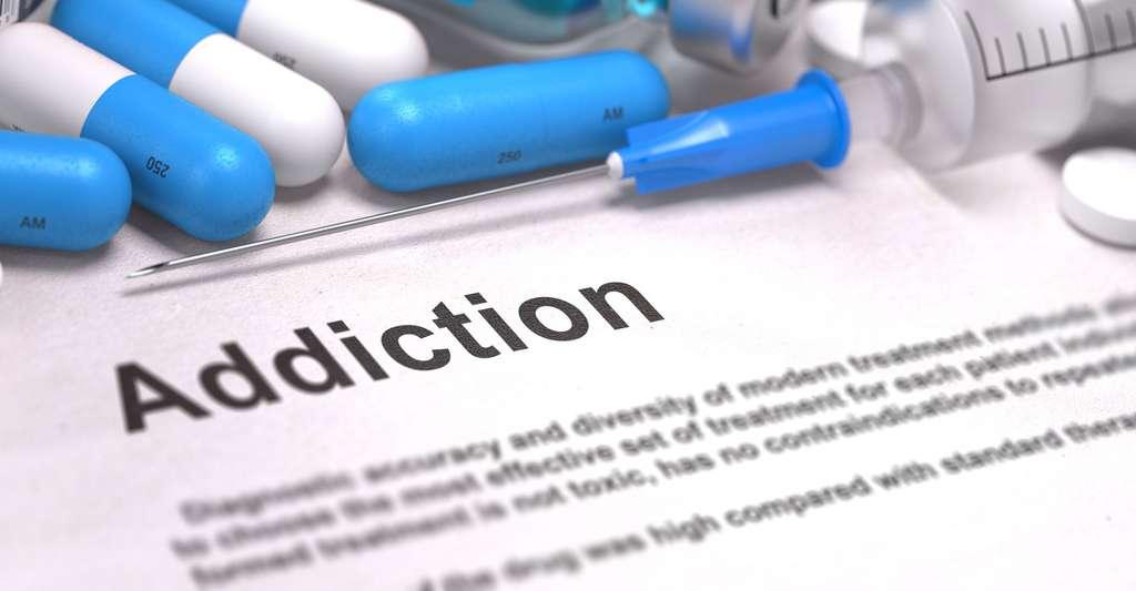 De la consommation occasionnelle à la dépendance. © ESB Professional, Shutterstock