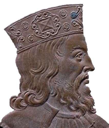 Clovis est devenu roi des Francs à l'âge de 15 ans. © DP