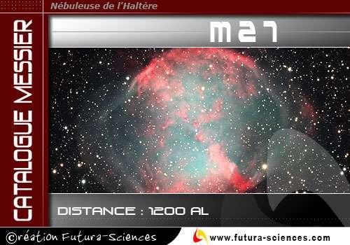 Messier : M27