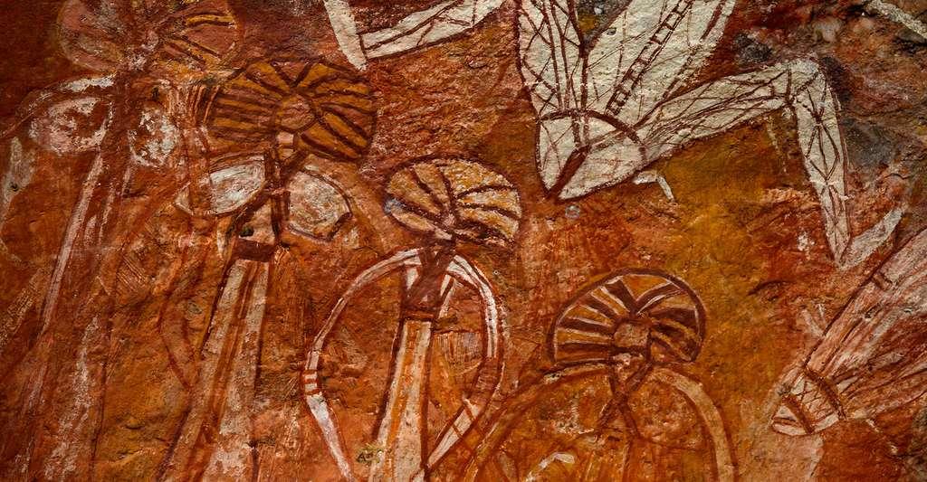 Ubir Aboriginal Rock Art Site, Kakadu National Park © PROBRJ INC,. CC BY-NC 2.0