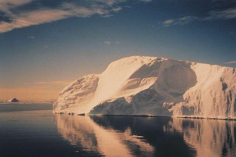 Les glaces de la Terre-Adélie