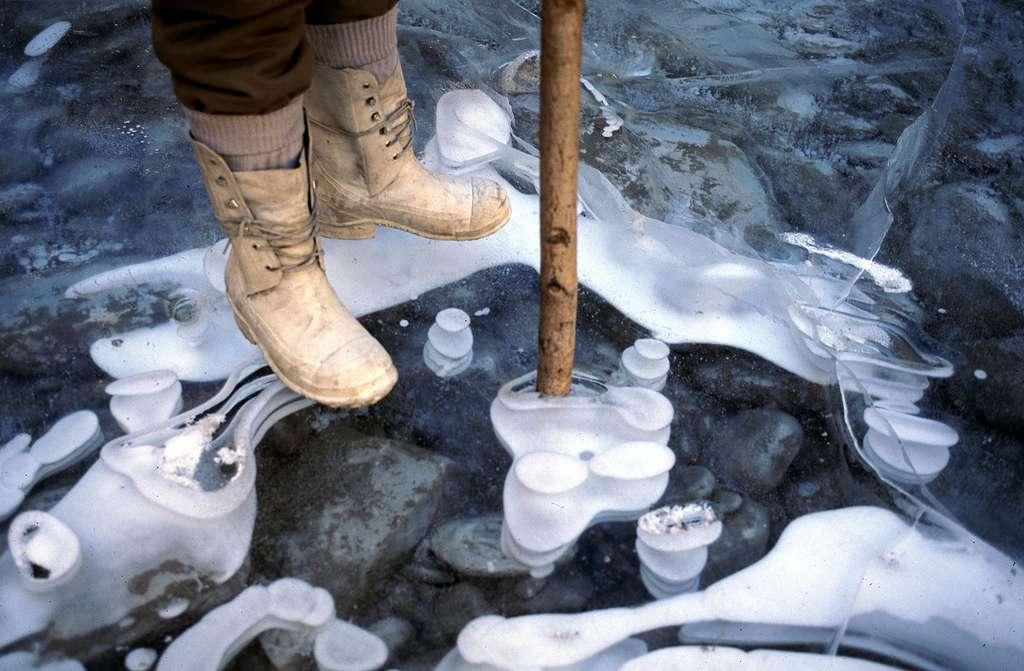 Des bottes de l'armée indienne pour remplacer les chaussures traditionnelles