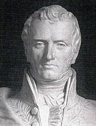 Claude Louis Marie Henri Navier. Crédit : Ecole Centrale-Lyon.