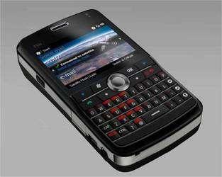 Le terminal, un smartphone sous Windows Mobile, aux fonctionnalités bien sûr haut de gamme. Prix non communiqué... © TerreStar