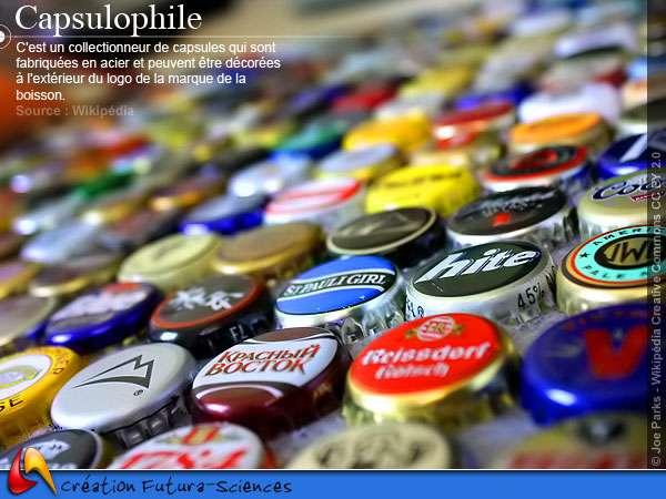 Capsulophile - capsules