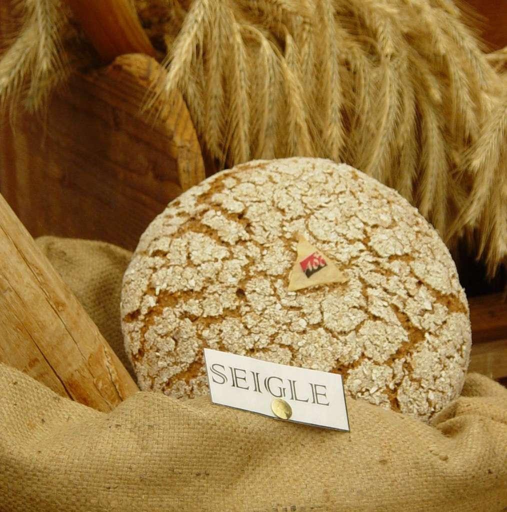 Le pain de seigle, bon pour les papilles et pour la ligne. © walliserroggenbrot.ch