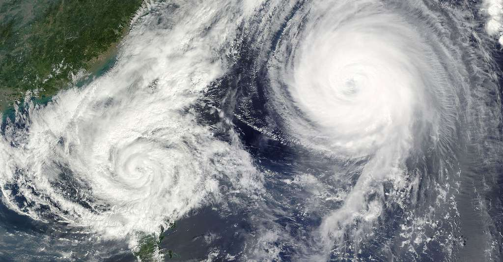 Cyclone tropical. © WikiImages, DP