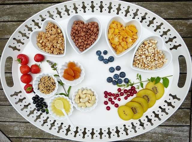 Mettez de la couleur et de la variété dans vos assiettes. © Silviarita, Pixabay, DP
