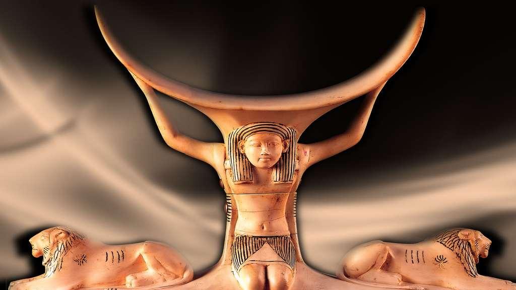 Le célèbre pharaon Toutânkhamon