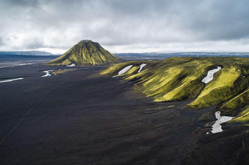 Hautes terres d'Islande : la montagne Malifell