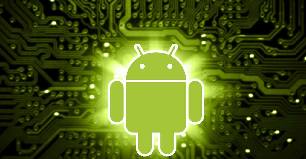 Logo d'android. © Google Inc. - CC BY 2.5