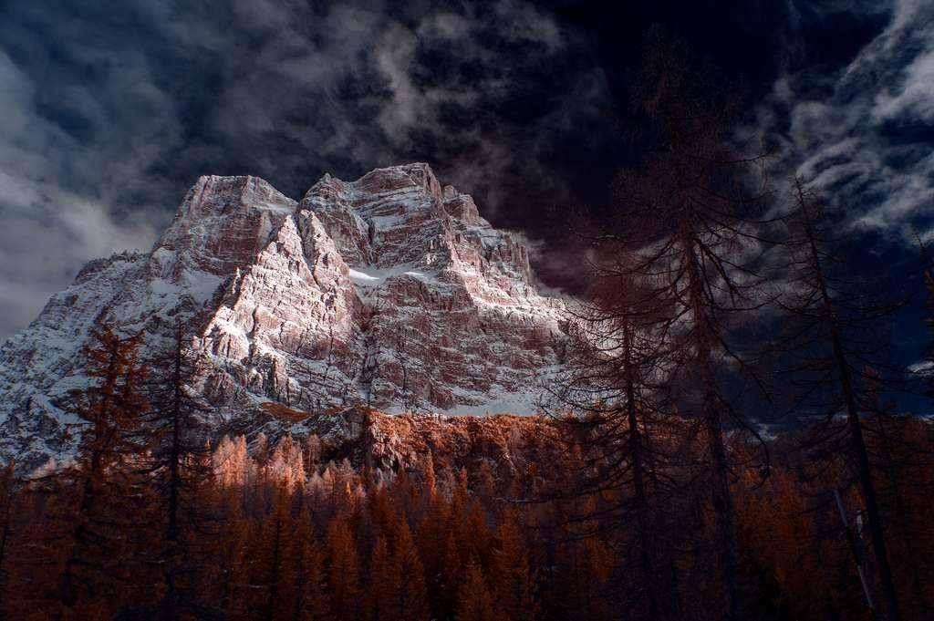 3e place catégorie paysages : Home Sweet Home. © Matteo Dalle Feste