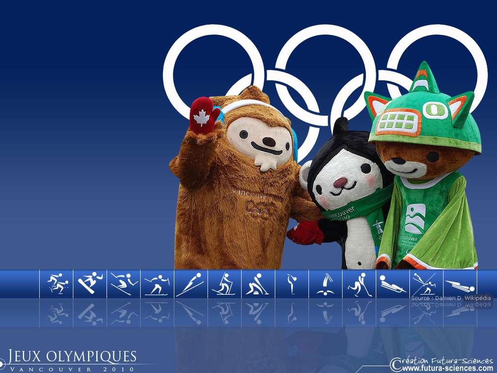 Vancouver 2010 Jeux Olympiques