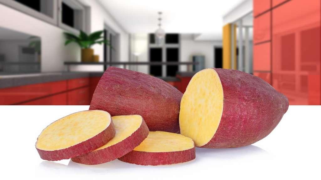 La patate douce n'est pas une pomme de terre
