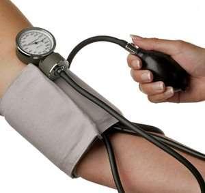 En cas d'hypertension artérielle, le cœur doit augmenter son activité. © DR