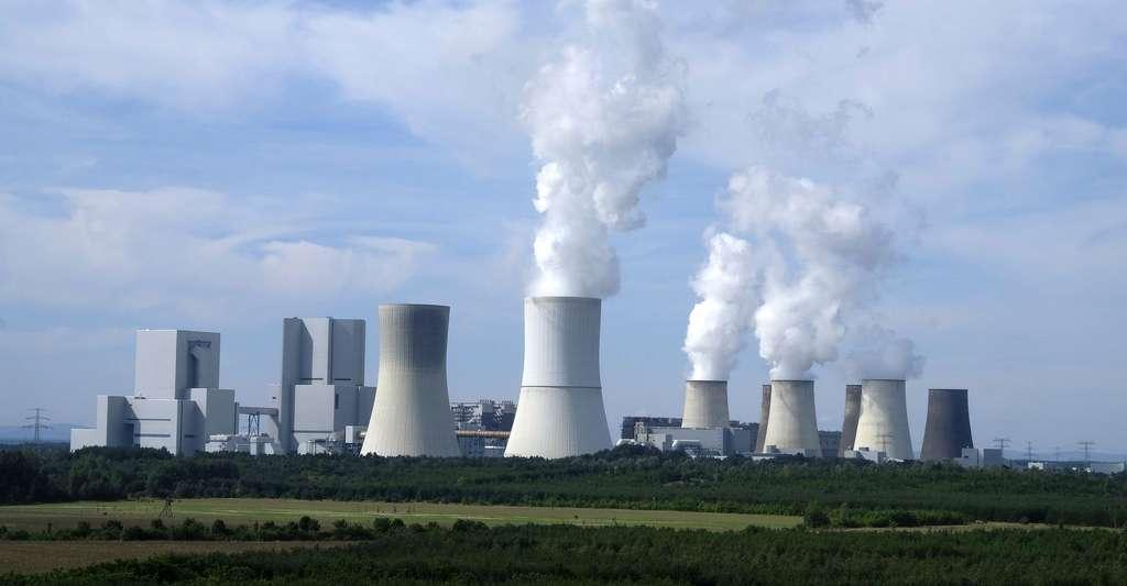 Centrale nucléaire. © Bru-nO, Pixabay, DP