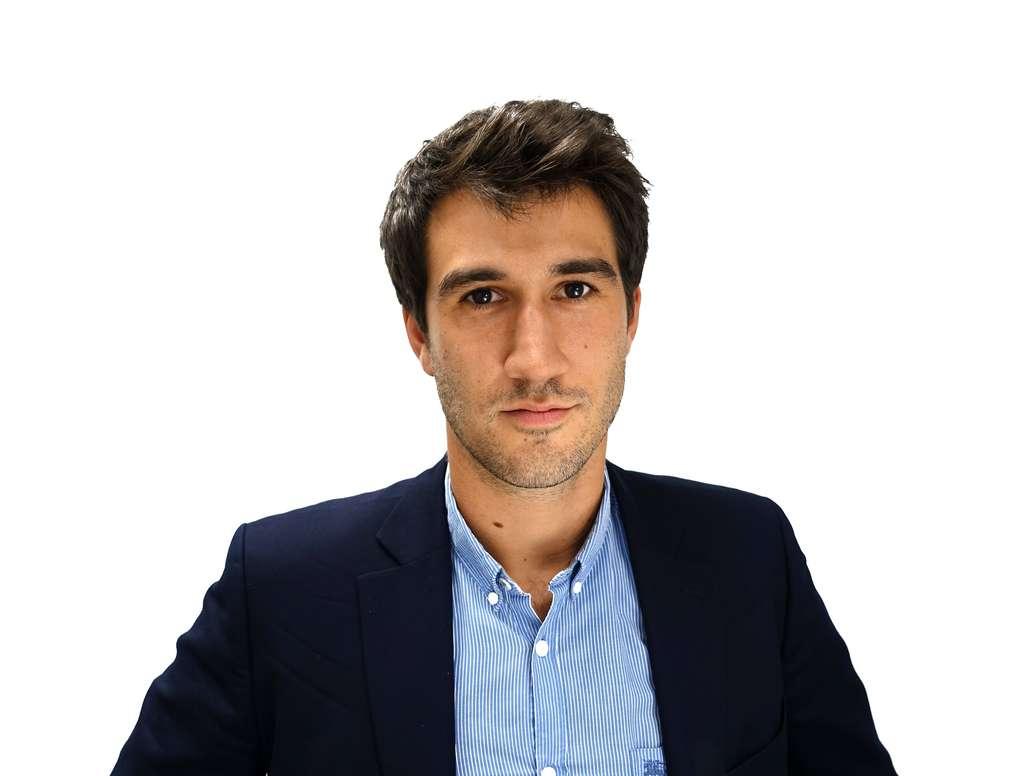 Jérémie Blache, cofondateur de la startup Pili. © Pili