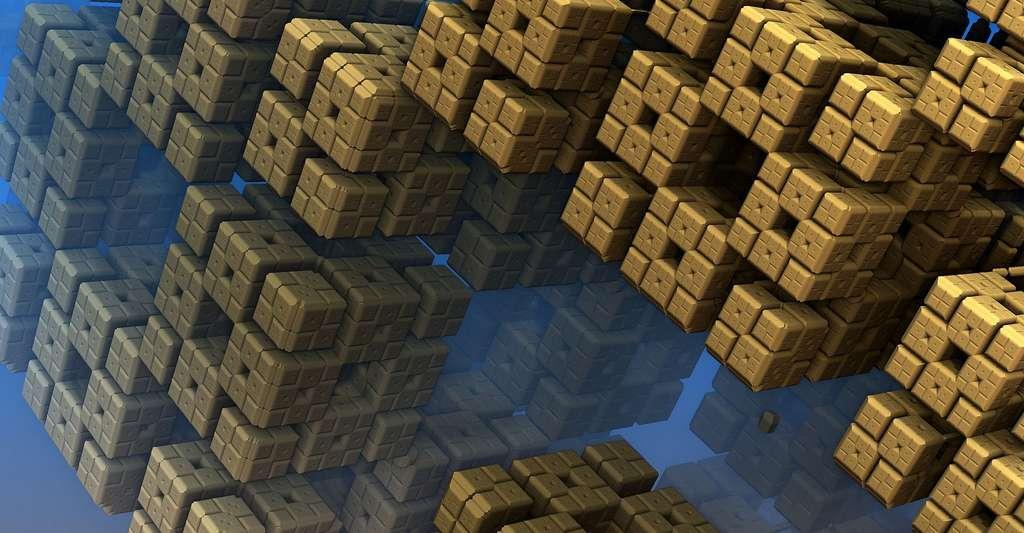 Découvrir la géométrie. © Darksouls1 - Domaine public