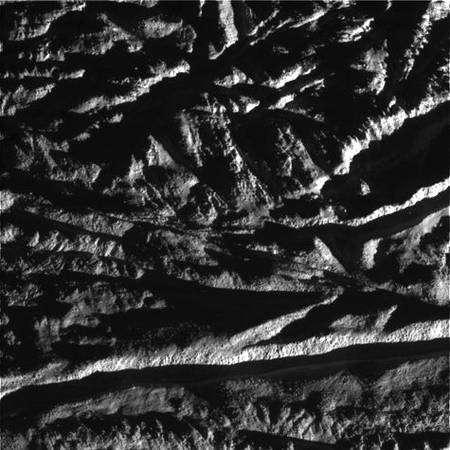 Troisième image. Crédit Nasa/JPL.