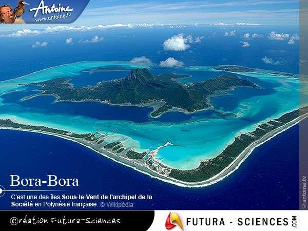 Bora Bora - Iles sous le vent