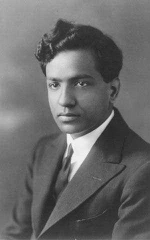 Subrahmanyan Chandrasekhar. Crédit : AIP