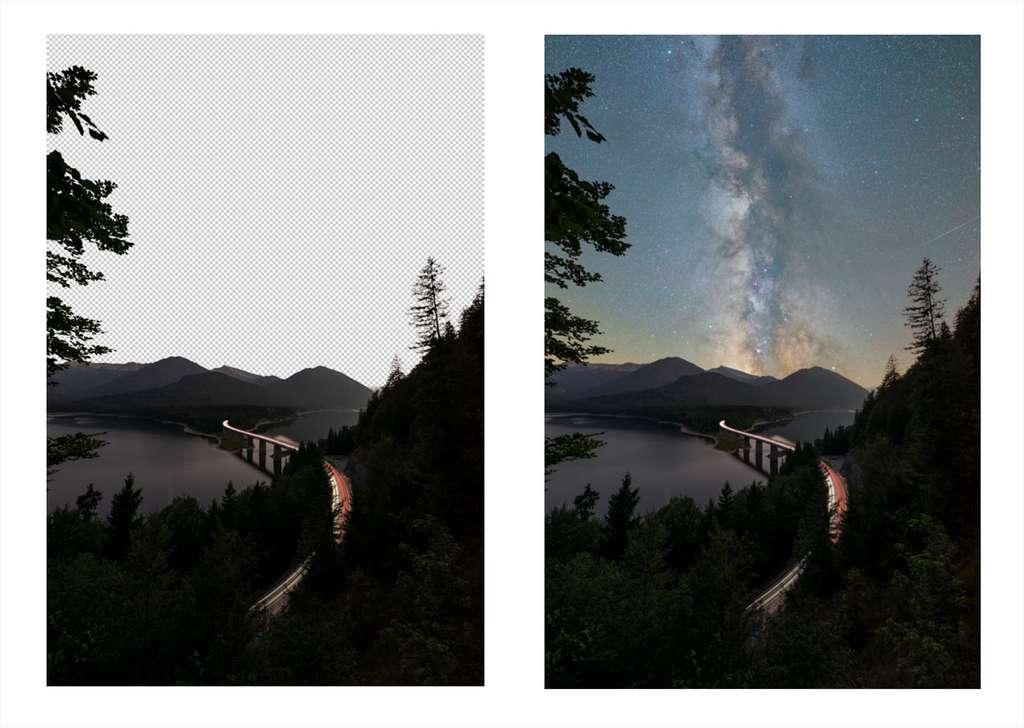 Le pont du barrage de Sylvenstein. © Delil Geylik, tous droits réservés