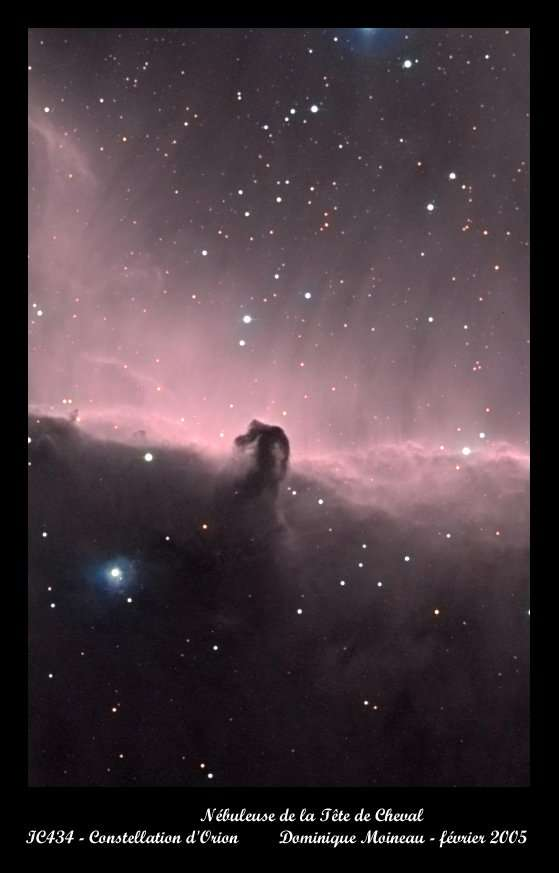 IC434 - La Tête de Cheval