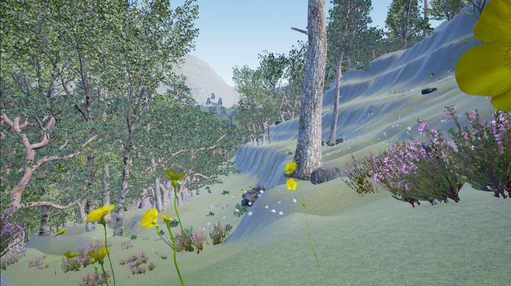 Le projet VES (Virtual Environmental Systems) repose sur une base de données répertoriant les espèces végétales et leurs besoins. © Epitech