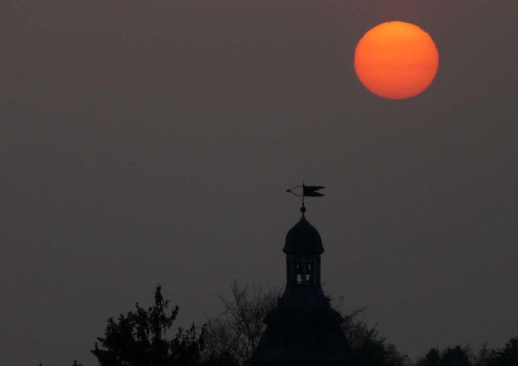 Le Soleil, un astre bienfaiteur pour les Terriens. Crédit J-B Feldmann