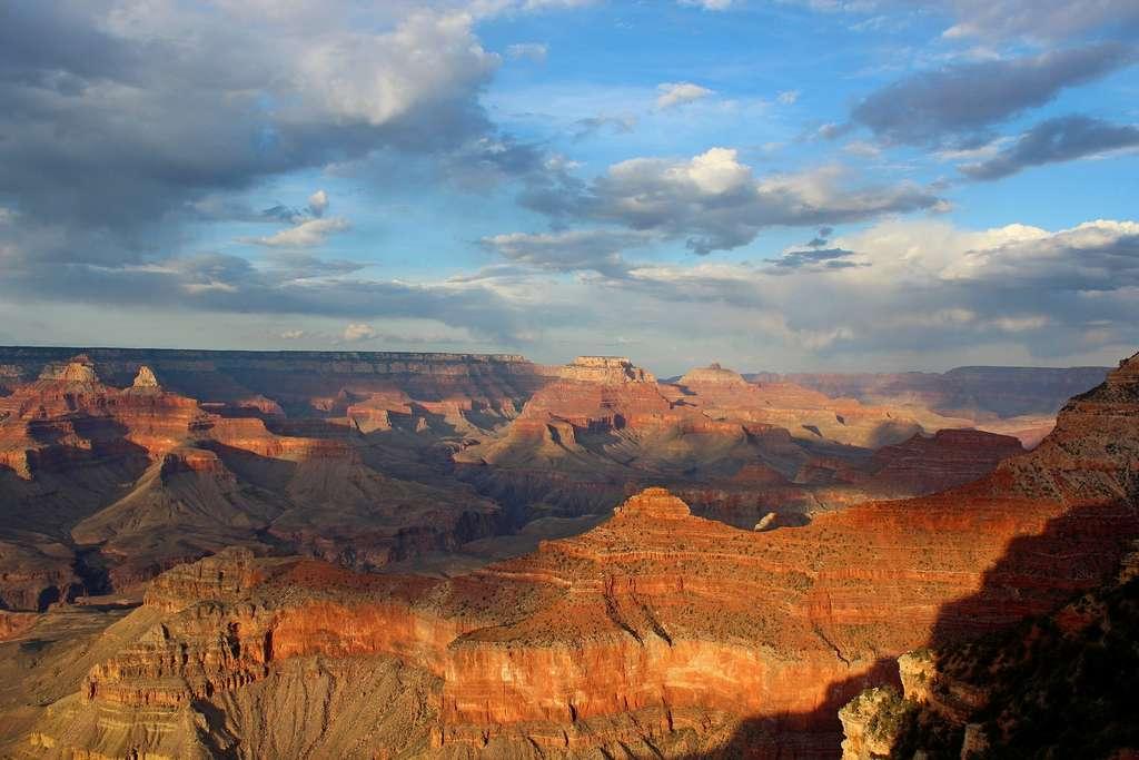 Grand canyon du Colorado, États-Unis. © DomCarver, Pixabay, DP