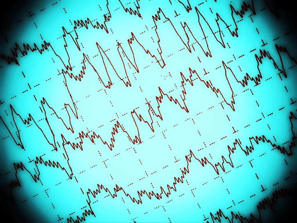 Avec les pleurs de bébé, certaines ondes cérébrales étaient augmentées, d'autres diminuées. © xpixel, Shutterstock