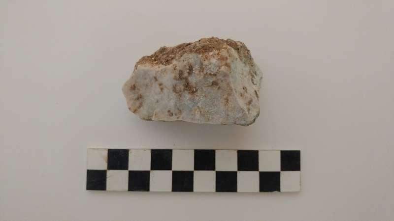 «Cette pierre est une curiosité de plus dans un cimetière tout à fait unique», souligne David Pickel, responsable de l'excavation.