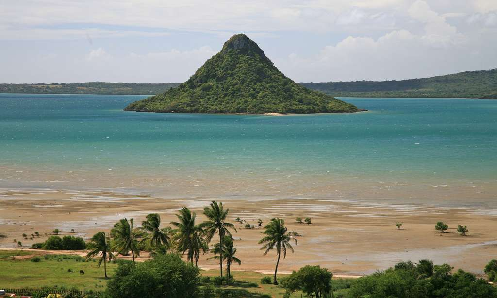 Pain de Sucre, baie de Diego-Suarez, Madagascar