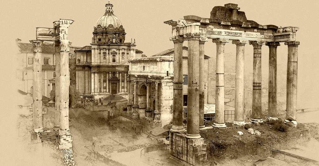 Une grande partie du calendrier romain modifié a été reporté vers le calendrier grégorien. © Old Landscape, Shutterstock