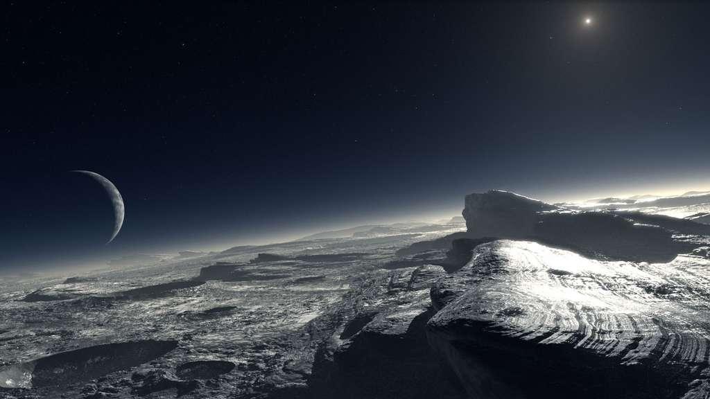 Pluton, la planète naine