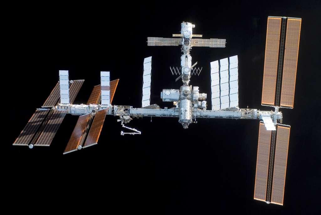 Octobre 2007, Harmony intégré à la Station