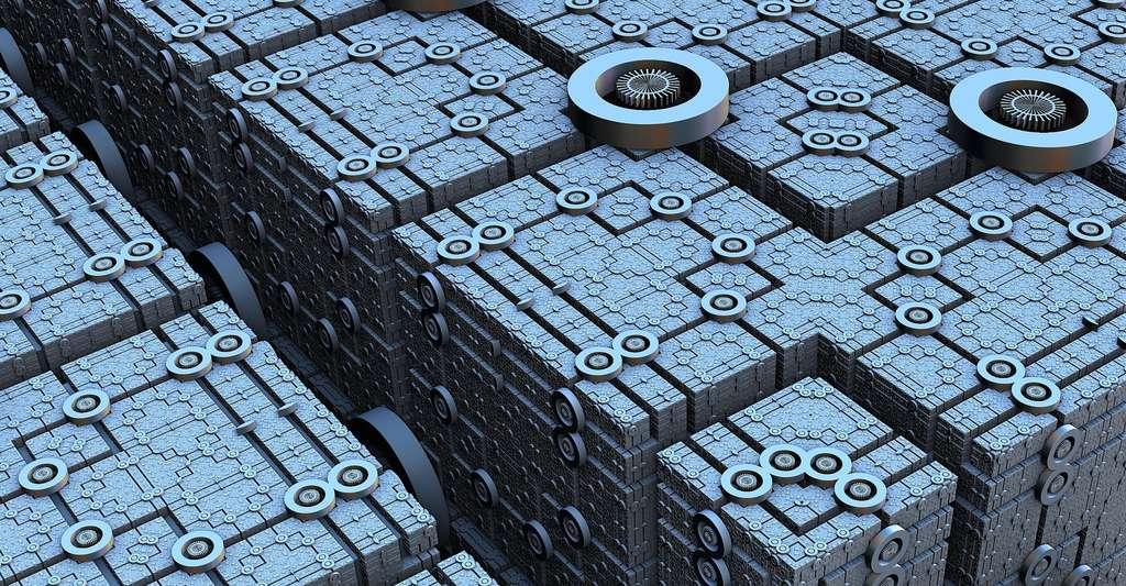Découvrez les secrets des mathématiques. © PeteLinforth CCO