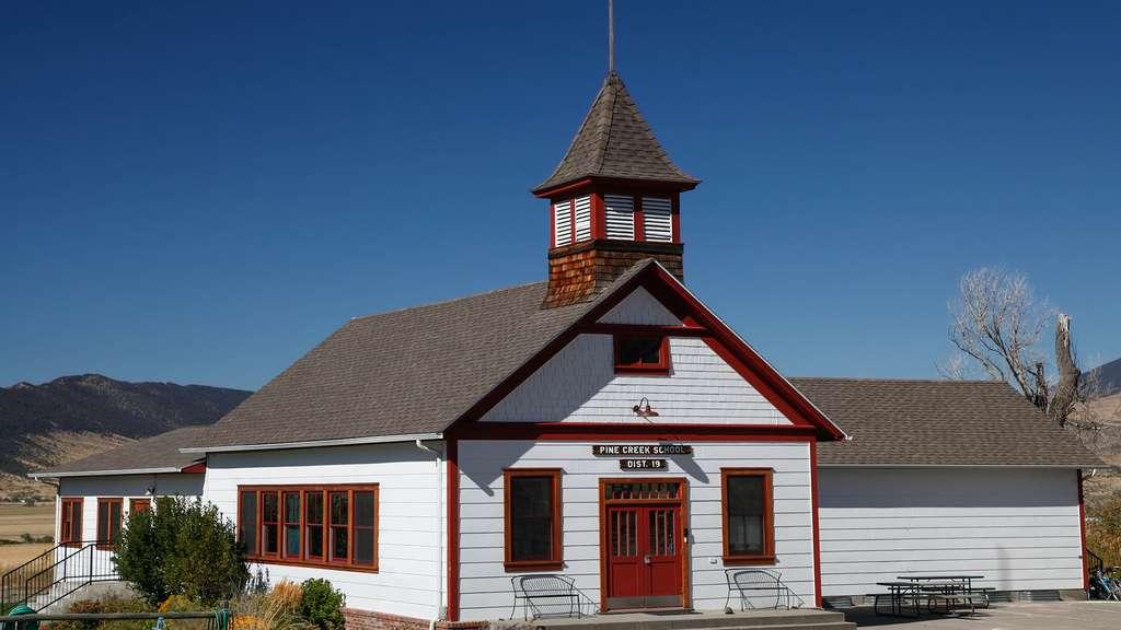 Chapelle de l'école de Pine Creek