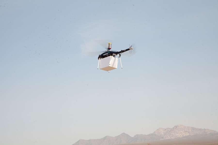 Les drones-livreurs pourraient permettre de sauver des vies. © MissionGo