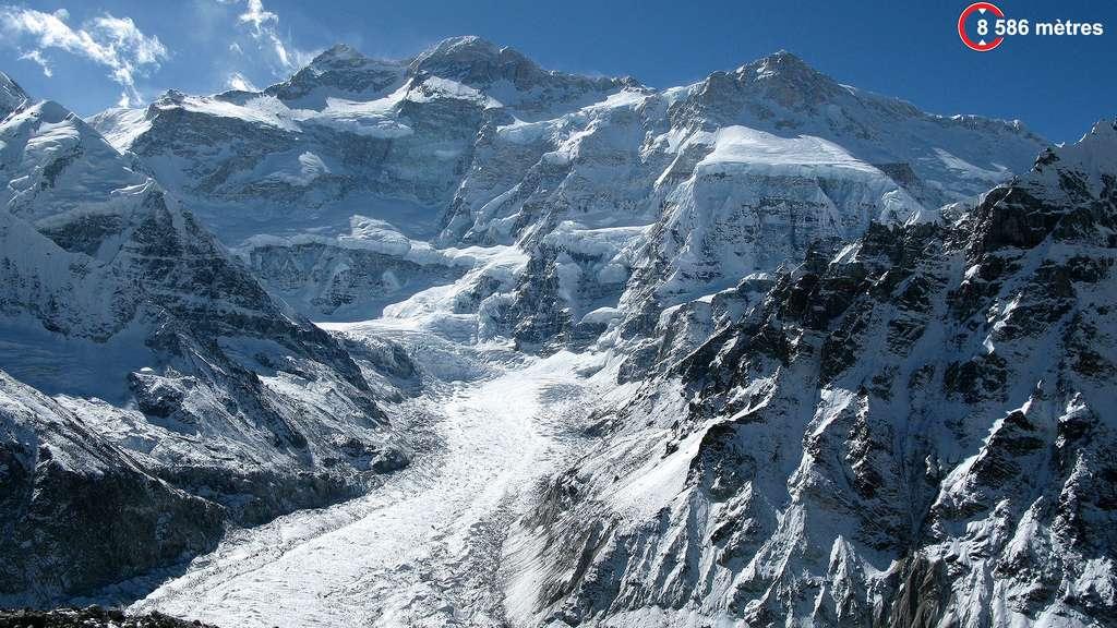 Le Kangchenjunga détrôné par l'Everest